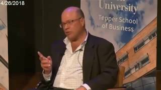 David Tepper on the market 2018 04 26