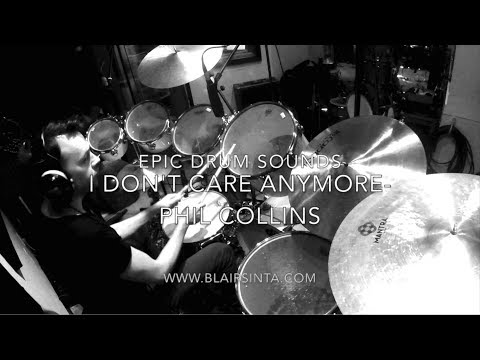 How To Get The Sound For: I Don't Care Anymore - Phil Collins
