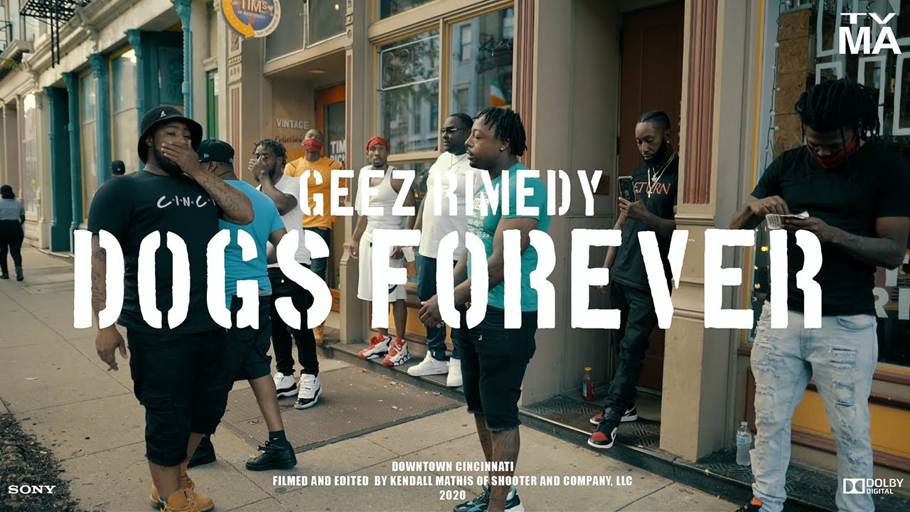 """Download Geez Rimedy """"Dogs Forever"""" Shot by @Shooter and Co."""
