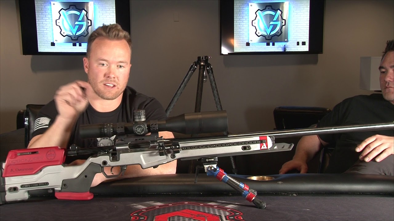 Video 9: Dream Precision Rifle Build Of The Pro's