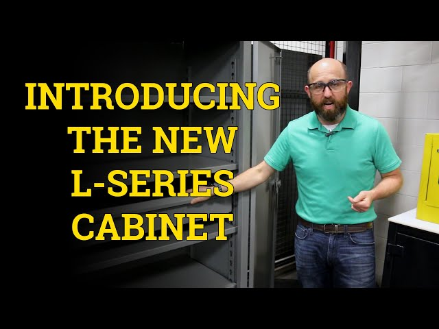 Introducing Strong Hold's NEW L-Series