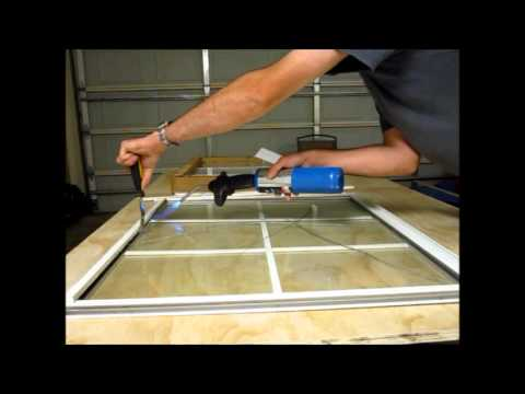 Replace Glass in Window