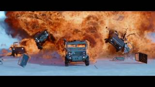Rychle a zběsile 8 (The Fate of the Furious) - druhý oficiální český HD trailer