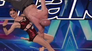 America's Got Talent 2015 S10E07 Duo Volta and Other Acrobatic Couples thumbnail