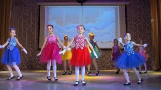 """Новогодняя музыкальная сказка """"Снежная Королева"""" танцевальной студии BEST"""