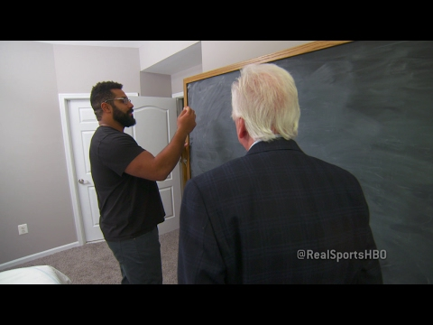 John Urschel-A Gift from Flacco: Bonus Clip: Real Sports Bonus Clip (HBO)