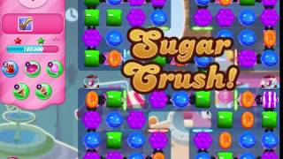 Candy Crush Saga Level 1159 - 50 moves - 10 formats