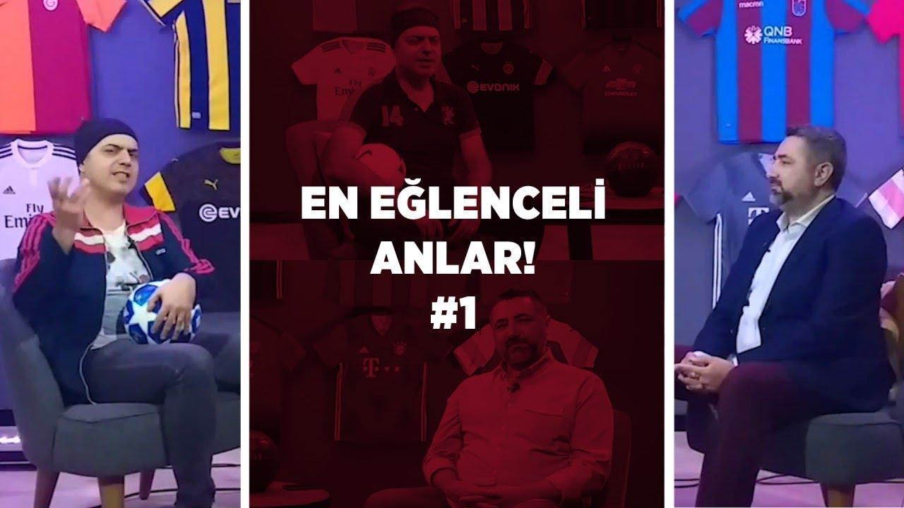 Ali Ece ve Serdar Ali Çelikler ile Son Raund'un En Eğlenceli Anları #1