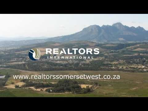Somerset West  | Western Cape | Cape Town | Area Video