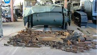 Обнаруженные останки первого немецкого танка «Тигр» передадут Всеволожскому музею
