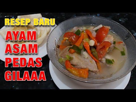 resep-ayam-asam-pedas-ala-meko-cooking