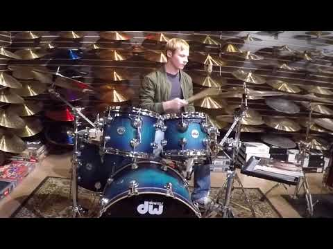 Jamming At Forks Drum Closet