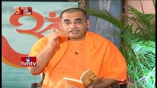 Swami Vivekananda Influence on YOGA | Swami Bodhamayananda | Rise and Shine | HMTV