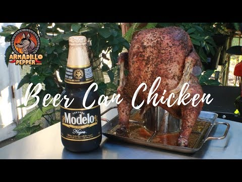 Beer Can Chicken In Masterbuilt Smoker
