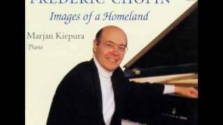 Chopin Mazurka in B-flat Major, Op. 7, No. 1 performed by Marjan Kiepura