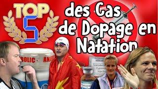 TOP 5 des Cas de Dopage dans la Natation - Salut les Baigneurs #39