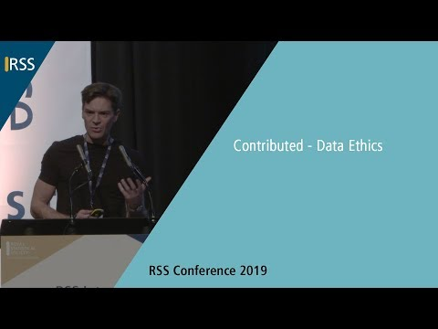 Contributed - Data Ethics