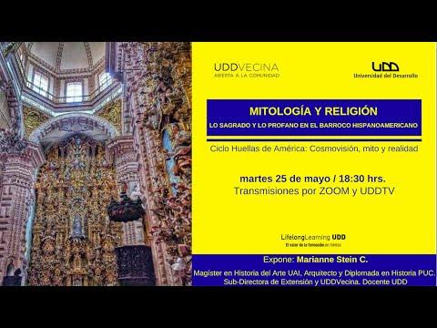Ciclo Huellas de América | Mitología y religión: Lo sagrado, lo profano del barroco hispanoamericano