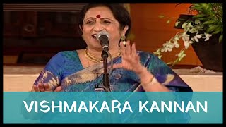 Vishmakara Kannan by Smt. Aruna Sairam at Isha Yoga Center 2013