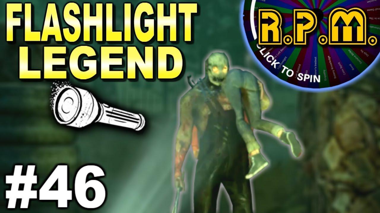 Yellow Flashlight Legend - R P M Part 46 [Dead by Daylight]