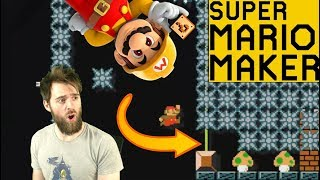 Ryu Learns to Read // Silly Twitter Shenanigans! [SUPER MARIO MAKER]