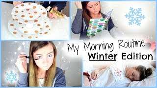 My Morning Routine: Winter Edition Thumbnail