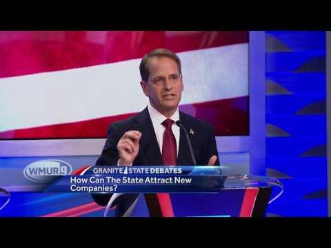 2016 GOP gubernatorial debate: Jobs in NH