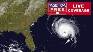 Hurricane Florence LIVE COVERAGE: Dangerous Stall Possible - 9/12/18