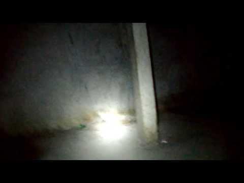 """Gambaran Hantu Di Rumah Mona Fendy """"Real Ghost"""" part 1"""
