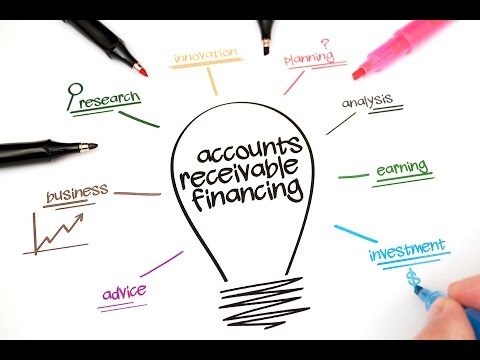 Accounts Receivable Financing -- Business Funding Tip