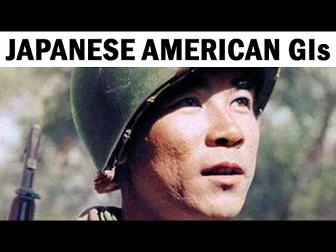 Japanese American Soldiers in the US Army During WW2   Military Training Film   1943