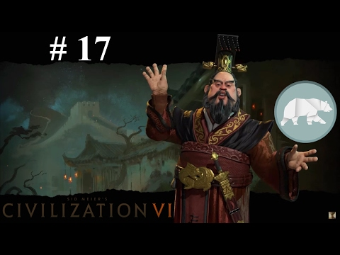 Let's Play Civilization VI - Another Brick In The Chinese Wall #17