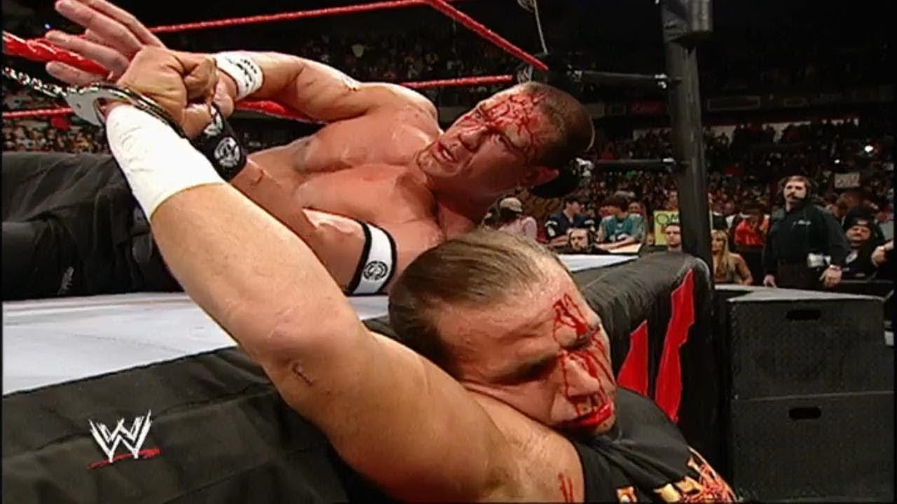 Download Triple H Almost Kill John Cena & Shawn Micheals With Hammer Mr Macmahon Vs John Cena 720p Full Match