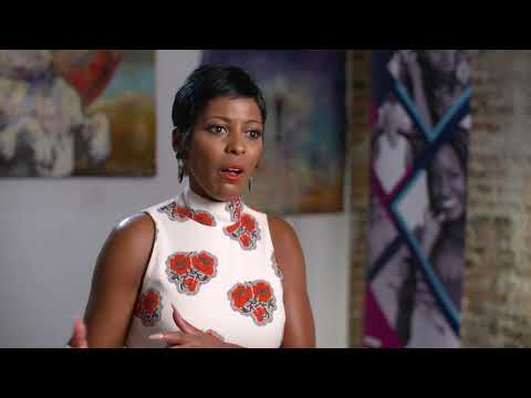 Tamron Hall shared her insights into the power of sister-friends.
