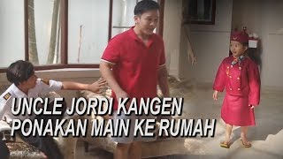 The Onsu Family - Uncle Jordi Kangen Ponakan Main Ke Rumah