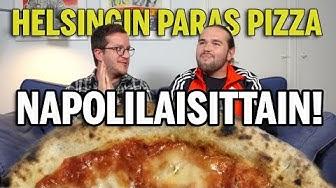 Italialaiset arvioivat suomalaiset pizzat, osa II