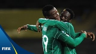 Flying Eagles soar past Green Falcons