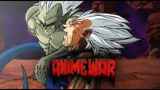 Война аниме: эпизод 9 Божественный герой [Anime War:Episode 9 The divine hero] Русская Озвучка