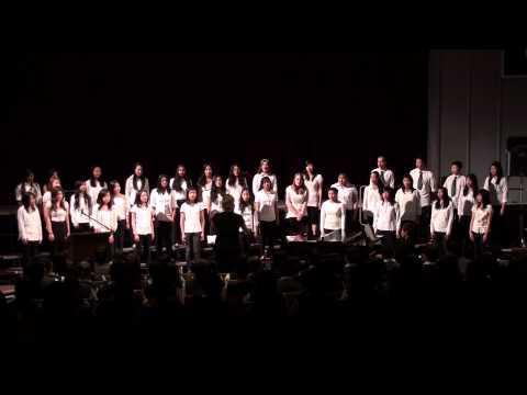 I Will Sing My Song - Killarney Secondary Grade 8 Choir