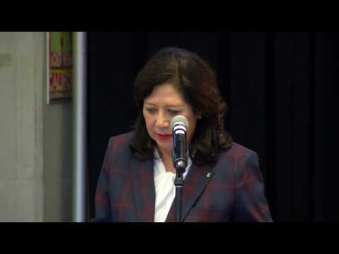 Keynote Address By Hilda Solis, Los Angeles County Supervisor