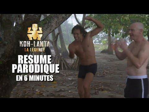 KOH LANTA LA LEGENDE RESUME EN 6 MINUTES (PARODIE - EPISODE 1)