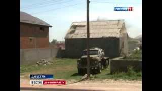 Захват заложников в Дагестане. Штурм дома в Хасавюрте