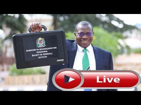 Tanzania's budget speech 2019/2020 - VIDEO - The Citizen