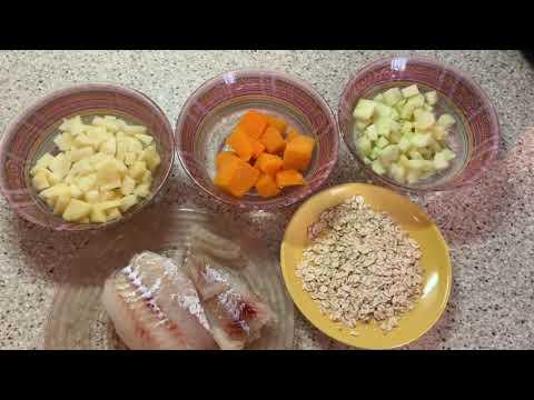 Овощной суп при панкреатите