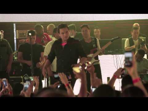 Que no se enteren  Silvestre Dangond en Living Night club Santiago de cali