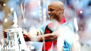 Vincent Kompany's 11 years at Manchester City in 11 moments