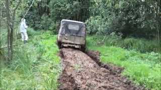 Тест шин Simex Jungle Trekker(, 2014-11-18T08:15:31.000Z)