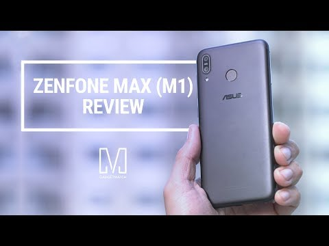 ASUS ZenFone Max (M1) Unboxing and Review - GadgetMatch