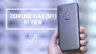 ASUS Zenfone Max M1 Unboxing and Review
