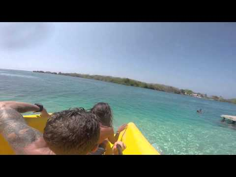 Rosario Island Cartagena Colombia Day Trading Break With Cameron Fous : IG Video